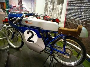 50年代当初のバイク