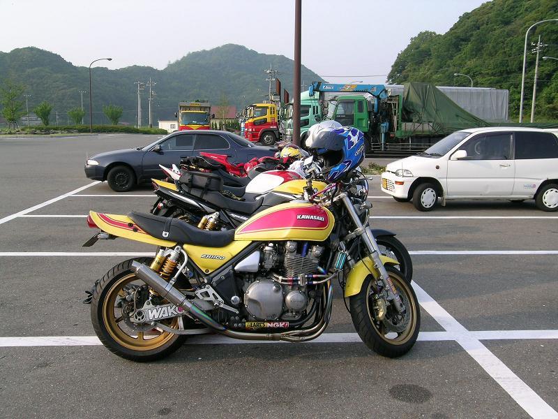 初代ZEPHYR1100