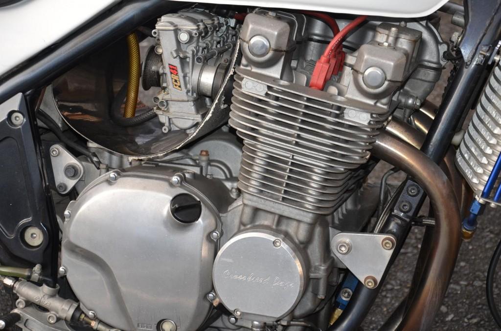 空冷エンジン