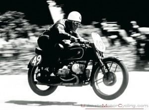 50年以前のマン島TT