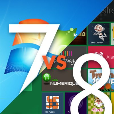 Windows7versus8